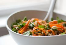 Salads & One-Bowl Dishes