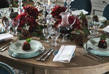 Christmas Dining / Transform your dining room this Christmas with our festive dining essentials.
