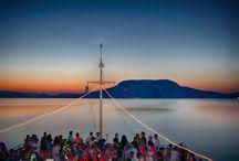 Balatoni party, buli, fun / Party places at Lake Balaton