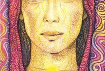 The Divine Feminine Wisdom & Beauty ~ Goddesses