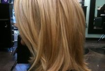 Golden locks....and other colors too...hair stuff / by Shelly Corbin