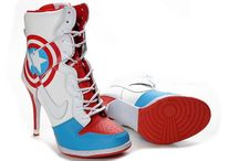 Super Hero Inspired Fashion
