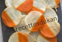 Chips surimi