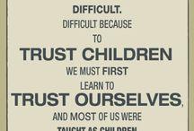 Parenting <3 / Attachment, gentle discipline.