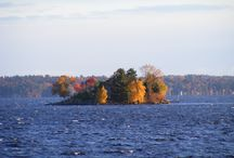 Muskoka / I love Muskoka, Ontario, Canada. Go visit- especially if you're an Anne fan!