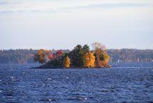 Muskoka / I love Muskoka, Ontario, Canada. Go visit- especially if you're an Anne fan!