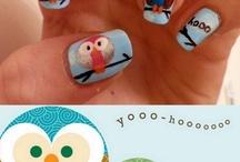 pretty, fun nails / by Josie Hendrix