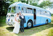 Wedding photography - great wedding transport