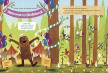 Children's Books / My favorite books for kids!