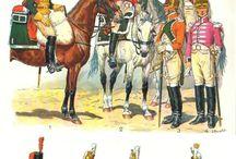 Napoleonic Dragons de la ligne