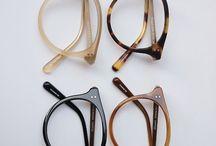 Glasses + Sunglasses