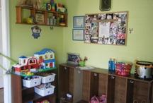 Preschool Space / by Keili Smith