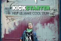 KICKSTARTER / Here is a look at our product development and kickstarter campaign