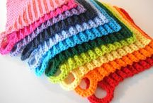 CROCHET HOME / Items to use around the house.....