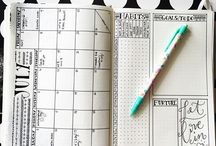 Journal / calendar ideas