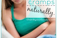 Menstrual Cramp Remedies