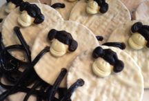 Gekken aapjes / Koekjes met aapje
