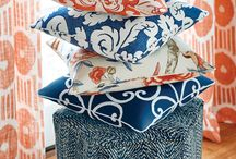 Fabrics / Beautifully designed fabrics