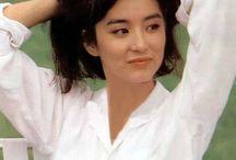 林青霞 Most beautiful Chinese actress of all time / Brigitte Lin , the most beautiful Oriental actress of all time