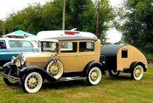 Belle série de caravane / Caravane