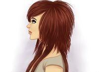 Scene Hair xD