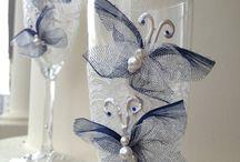 Champagne Flutes , Glasses