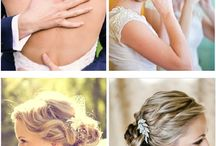 WEDDING HAIR / Inspirations