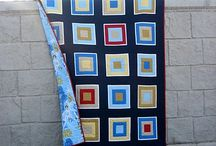boys quilts / by CraftyHourMom