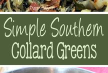 southern style foods