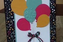 Stampin' Up! It's my party dsp