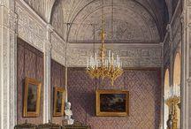 Místa, interiéry