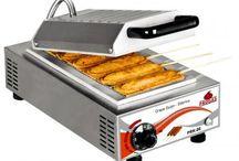 Máquina de Crepe para 6 Crepes Inox - Progás PRK-06