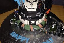 Cakes / Cake decorating
