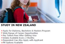 Study in New Zealand !!!