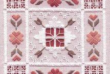 embroidery; hardanger
