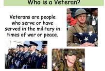 Veteran's Day / by Hope Schotz