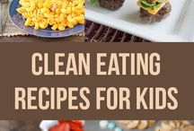 kids clean eating