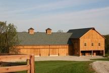 barns / by L Christine Wehrly