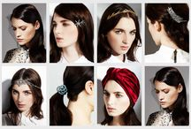 Holiday Hair / Hair styles and inspirations for the holiday seasons!