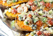 RECIPES :: Sweet Potato Delights