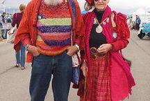 Divatos idősek