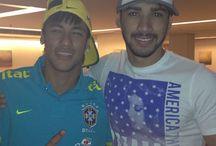 Neymar Jr i Gusttavo Lima