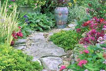 cottage garden / Inspiration for my own cottage garden.