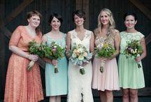 ash bridesmaid board