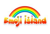 Emoji Island Logo / Emoji Island Logo
