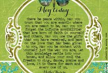 Inspirational Sayings / by Teresa Gilmore