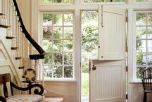 FOYERS, MUDrooms, and ENTRYways / by Kathy Venable Thibodeaux