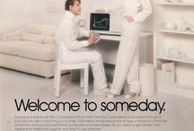 15 Hilarious Technology Ads From the 1980s / Ads from a Mashable Article