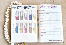 pages bujo