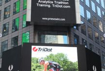 The New TriDot / This board provides information about the new TriDot website and dashboard at www.tridot.com